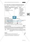 Chemie, Allgemeine Chemie, Chemische Reaktion, Redoxreaktionen, redoxchemie