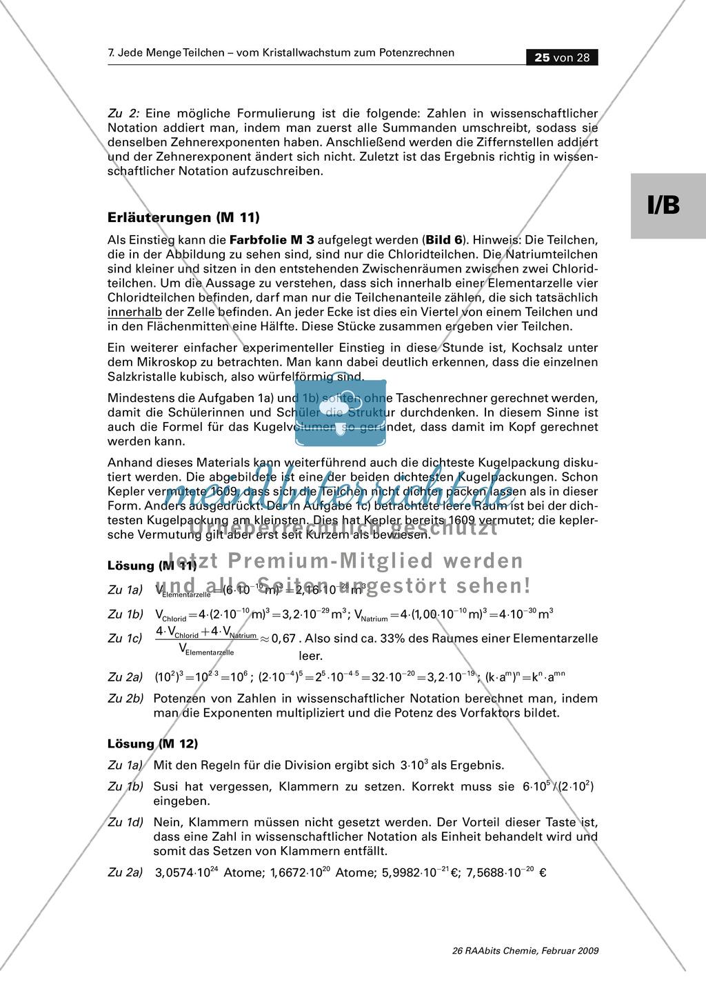 Rechnen mit Mol und Gramm - Einführung der molaren Masse mit Übungen und Berechnung der Kosten eines Platinatoms Preview 3