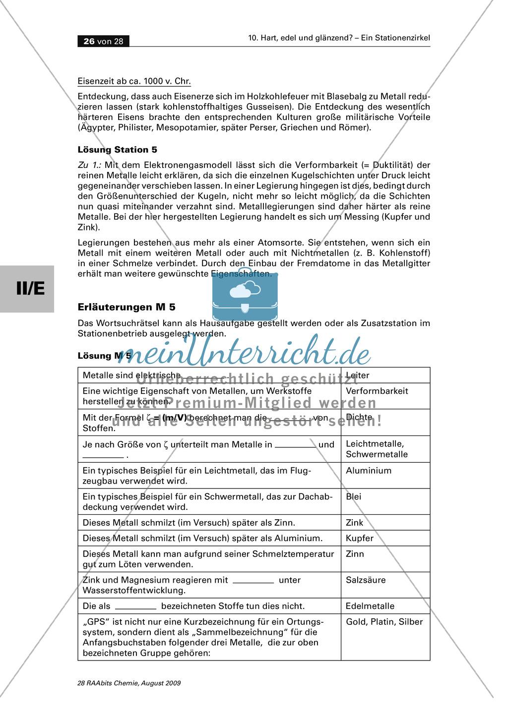 Fantastic Trends Im Periodensystem Arbeitsblatt Antworten ...