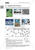 Chemie, Allgemeine Chemie, Bindungsarten, Wasserstoffbrückenbindung, aggregatszustand, Dichte