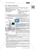 Chemie, Analytische Chemie, Quantitative Chemie, gas