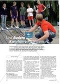 Wassersport - Infotext: Die Unterschiede zwischen Rudern und Kanufahren. Preview 1