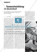Sport, Ballsport, Basketball, heterogenität, teamfähigkeit, soziale fähigkeiten