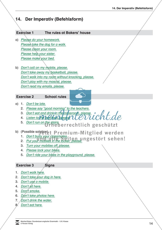Die Personalpronomen: Erklärung + Beispiele + Übungen Preview 17