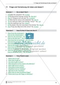 Die Personalpronomen (Objektformen): Erklärung + Beispiele + Übungen Preview 22