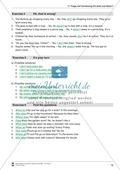 Die Personalpronomen (Objektformen): Erklärung + Beispiele + Übungen Preview 23