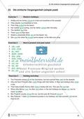 Die Personalpronomen (Objektformen): Erklärung + Beispiele + Übungen Preview 29