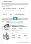 Die Personalpronomen (Objektformen): Erklärung + Beispiele + Übungen Preview 2