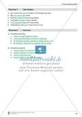 Die Personalpronomen (Objektformen): Erklärung + Beispiele + Übungen Preview 36