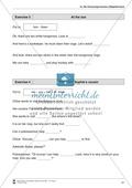 Die Personalpronomen (Objektformen): Erklärung + Beispiele + Übungen Preview 3