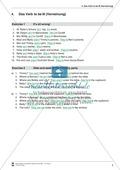 Die Personalpronomen (Objektformen): Erklärung + Beispiele + Übungen Preview 8