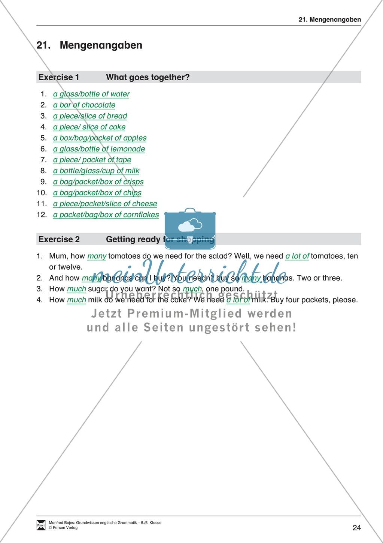 Die Demonstrativpronomen this, that und these, those: Erklärung + Beispiele + Übungen Preview 26