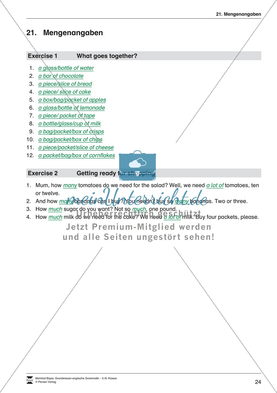 Bestätigungsfragen (question tags): Erklärung + Beispiele + Übungen Preview 25