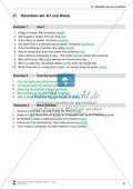 Adverbien der Art und Weise: Erklärung + Beispiele + Übungen Thumbnail 36