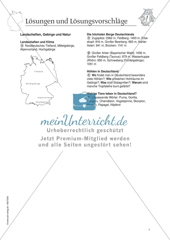 Ziemlich Mathe Berg Arbeitsblatt Bilder - Super Lehrer ...