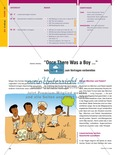 Englisch, Literatur, Literaturvermittlung, Arbeit mit narrativen Texten, Story, fairy tale, india, ausdrucksvolles Lesen