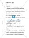 Unterrichtsstunden zum Umgang mit (indischen) Märchen: Geschichten inhaltlich erschließen und vortragen. Mit Arbeitsblatt und didaktischen Erläuterungen. Preview 4