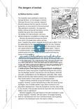 Unterrichtsstunden zum Arbeiten mit Sachtexten: Argumente aus Sachtexten entnehmen und diskutieren. Mit Sachtexten und didaktischen Erläuterungen sowie Material für die Prüfung des Leseverständnisses. Preview 4