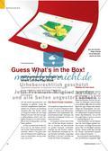 Guess What's in the Box! - Weihnachtswörter festigen mit einem Lift-the-Flap-Book Preview 1
