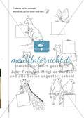 Christmas at the Zoo - Vom Gedicht zum Buch und Weihnachts-Sketch Preview 4