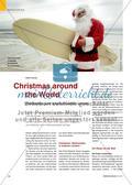 Christmas around the World - Fotokarten zum interkulturellen Lernen Preview 1