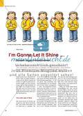 I'm Gonna Let It Shine … - Gospels singen und einstudieren Preview 1