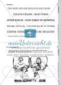 Coffee? Mmh. Milk, too? - Die kommunikative Relevanz der Grammatik reflektieren Preview 5