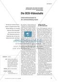 Die DESI-Videostudie. Unterrichtstranskripte für die Lehrerausbildung nutzen: Praxisartikel Preview 1