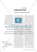 Living and Loving - Ein szenisches Projekt zu kurzen Texten Preview 1