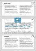 Förderphasen gestalten - Eine Kartei mit Lernempfehlungen für 6 Kompetenzbereiche Preview 2