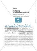 Scaffolding im Bilingualen Unterricht - Inhaltliches, konzeptuelles und sprachliches L ernen stützen und integrieren Preview 1