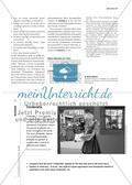 Schein und Sein - Schönheitsideale an einer Kurzgeschichte und Videoclips diskutieren Preview 4