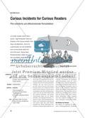 Curious Incidents for Curious Readers - Plot-orientierte und differenzierende Romanlektüre Preview 1