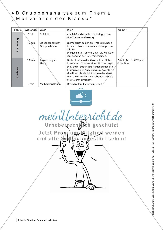 Methodenkompetenz: Was Motivation ausmacht Preview 3