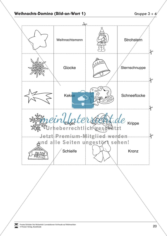 Stations-/Gruppenarbeit zum Thema Weihnachten mit verschiedenen Fächerschwerpunkten Preview 19
