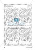 Kleine Aufgaben für das Fach Mathematik zum Thema Frühling Thumbnail 9