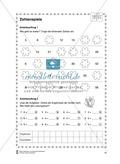 Kleine Aufgaben für das Fach Mathematik zum Thema Frühling Thumbnail 10