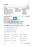 Kleine Aufgaben für das Fach Mathematik zum Thema Frühling Thumbnail 12
