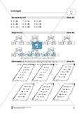 Kleine Aufgaben für das Fach Mathematik zum Thema Frühling Thumbnail 13