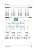 Kleine Aufgaben für das Fach Mathematik zum Thema Frühling Thumbnail 15