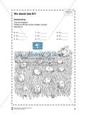 Kleine Aufgaben für das Fach Mathematik zum Thema Frühling Thumbnail 4