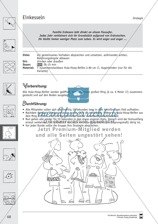 Soft Skills: Spiele zur Förderung der Rücksicht innerhalb der Gruppe Preview 7