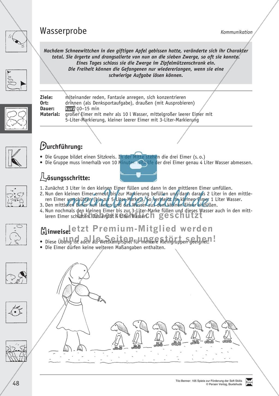 Soft Skills: Spiele zur Förderung der Kommunikation Preview 22