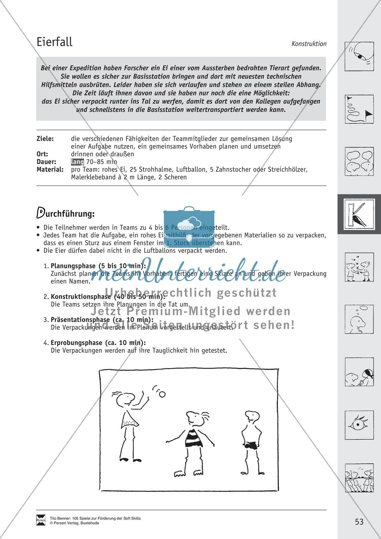 Soft Skills: Konstruktionsspiele zur Förderung des Zusammenhalts innerhalb der Gruppe Preview 13