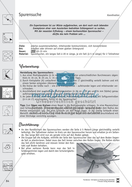 Soft Skills: Koordinationsspiele zur Förderung der Zusammenarbeit innerhalb der Gruppe Preview 23
