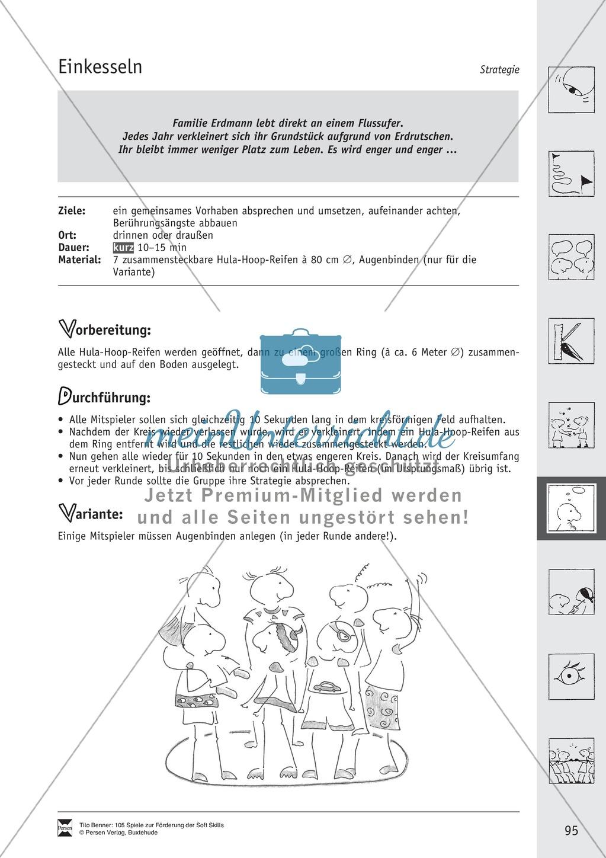 Soft Skills: Strategiespiele zur Förderung des Zusammenhalts innerhalb der Gruppe Preview 11