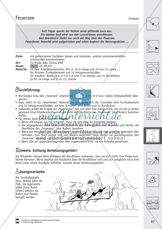 Soft Skills: Strategiespiele zur Förderung des Zusammenhalts innerhalb der Gruppe Preview 13