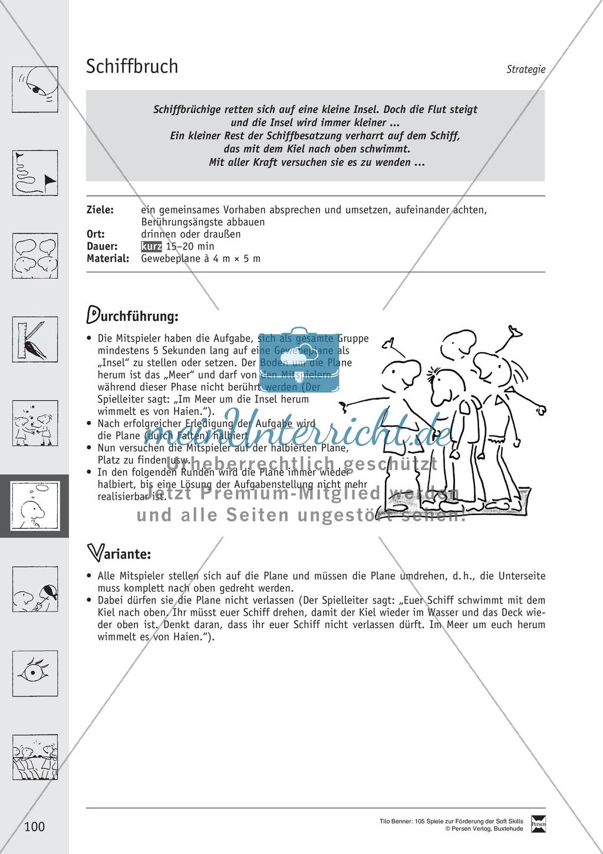 Soft Skills: Strategiespiele zur Förderung des Zusammenhalts innerhalb der Gruppe Preview 16