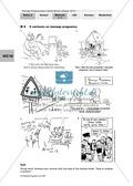 Analyse von Cartoons zum Thema
