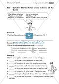 Englisch, Grammatik, Grammar, Fragen / questions, Satzstellung / word order, Questions, question word, vocabulary